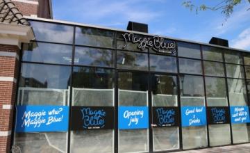 Maggie Blue opent maandag 24 juli in Nutsgebouw