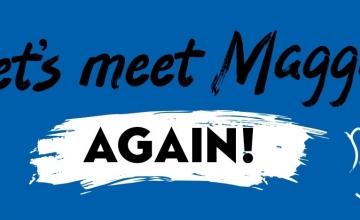 Nieuwe menukaart: let's meet Maggie again!