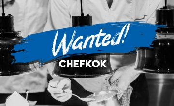 WANTED x CHEF KOK